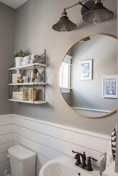 23 Best Modern Powder Rooms Images In 2019 Bathroom