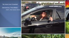 Dear Gail Sinski   A heartfelt thank you for the purchase of your new Subaru from all of us at Premier Subaru.   We're proud to have you as part of the Subaru Family.