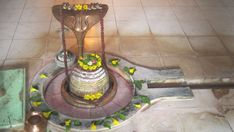 Inside View Of Dhareshwar Mahadev Temple Of Lord Shiva At Rajula