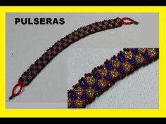 MIRA MI BLOG http://businessy.pro/ PULSERAS EN MOSTACILLA (ESTRELLAS) Las Mostacillas son cuentas de vidrio de distintos tamaños con un agujerito para poder ...