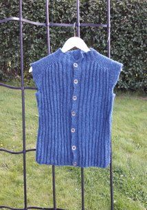 Knitted vest for children. Bottom up and seamless. Knit Vest, Aud, Children, Pattern, Sweaters, Design, Fashion, Young Children, Moda
