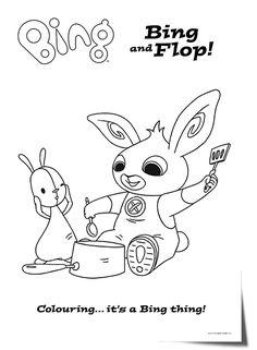21 Craft For Tabi Ideas Bing Bunny Bunny Birthday Bing