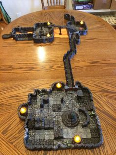 Savage Worlds Ripper campaign with DwarvenForge tiles Rpg Board Games, Savage Worlds, Tiles, Campaign, Adventure, Room Tiles, Tile, Adventure Movies, Adventure Books