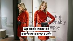 Pashokjes shoplog: op zoek naar dé perfecte party outfit | Fashionchick Red Leather, Leather Jacket, Party Looks, Nars, Jackets, Outfits, Fashion, Studded Leather Jacket, Down Jackets