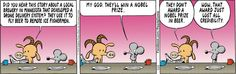 Pearls Before Swine - Nobel Prize Winning Idea