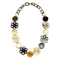 Horn Necklace - HN077