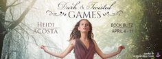 SMADA's Book Smack: Blog Blitz and Giveaway: Dark and Twisted Games by...