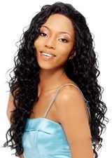Amazing Extra Long Layered Curly Lace Front Wig