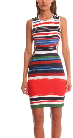 Clover Canyon Painted Horizon Dress