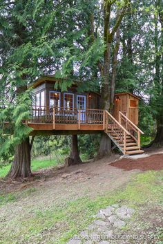 Tiny House Plans 467600373804391630 - Shera Art Studio Treehouse Source by biarrote