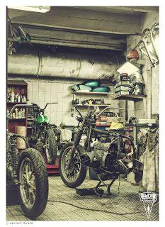 BMW Motorcycle Shop