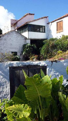 Casa de las gomeras (Vivienda tradicional canaria) La Guancha (Tenerife)