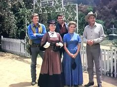 Shiloh Ranch, Doug Mcclure, James Drury, Annie Oakley, The Virginian, Tv Westerns, Barbara Stanwyck, Vintage Tv, My Childhood Memories