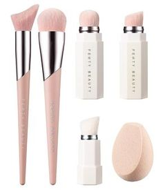 Best Professional Makeup Brushes Set - 24 Pc Cosmetic Make up - Beauty Blending for & Cream - Cute Makeup Guide Beauty Make-up, Beauty Nails, Beauty Secrets, Natural Beauty, Makeup Brands, Best Makeup Products, Makeup Items, Beauty Products, Make Up Products