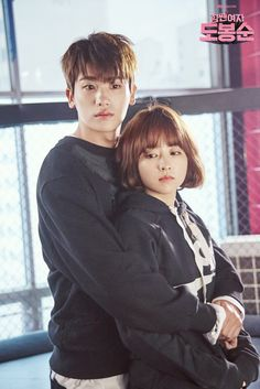 A Swooning Post: Head Over Heels for CEO Ahn and Strong Woman Do Bong Soon – Eukybear ♥ Dramas