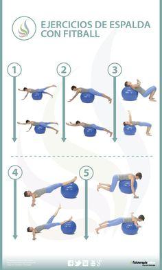 5 ejercicios para tonificar tu espalda con fitball 5b636a895658