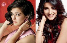 Shruti Haasan -  'I'm very protective about Akshara'