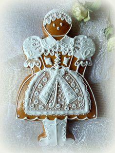 KROJAČKA - perníková | Fler.cz \ Gingerbread design