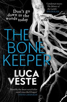 Buy The Bone Keeper by Luca Veste at Mighty Ape NZ. 'The Bone Keeper will corrupt your days and shatter your nights' Val McDermid 'A dark and brilliant thriller from a writer who just gets better and b. Crime Books, Crime Fiction, Fiction Books, Reading Lists, Book Lists, Love Book, This Book, Val Mcdermid, Books To Read