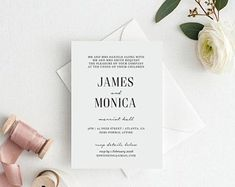 Wedding Templates, Wedding Invitation Templates, Wedding Stationery, Wedding Invitations, Place Cards, Place Card Holders, Unique Jewelry, Creative, Handmade Gifts