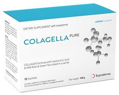 Colagella Pure Rides Front, Les Rides, Clinique, Lyon, Collagen, Pure Products, How To Plan, Simple, Wrinkles Forehead