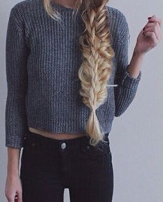 This braid is to die for!