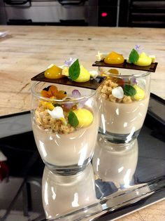 Verrine!! by Pastry Chef Antonio Bachour, via Flickr