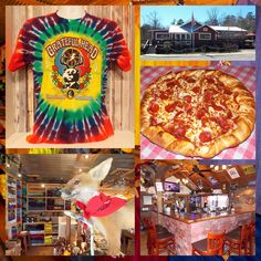Southeast Oklahoma Places To Go. Hochatown. Grateful Head Pizza. Follow us on Boondockers Landing River Resort for more interesting, informative, and fun boards.