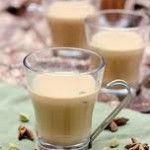 Recept voor rauwe chai amandelmelk | Voedzo