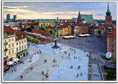 Poland - Warsaw - Summer 2013