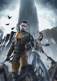 13 Years Ago Today History was Made. Half-Life 2 was made a Legend of a Game.