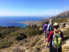 Andros on Foot Festival Andros Greece, Hiking Routes, Visit Greece, Newborn Photography, Landscapes, Events, Culture, Explore, Mountains