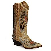 Great looking boot- I bought them for my daughter.