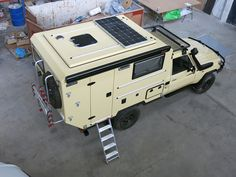 Uro-Camper Xplora II - Expedition Portal