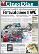 DescargarCinco Dias - 3 Diciembre 2013 - PDF - IPAD - ESPAÑOL - HQ