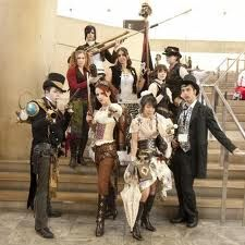 The WORCESTER PARK Blog :: Steampunk