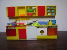 Barbie House, Vintage Toys, Toy Chest, Storage Chest, Nostalgia, Childhood, Dolls, Retro, Kitchen