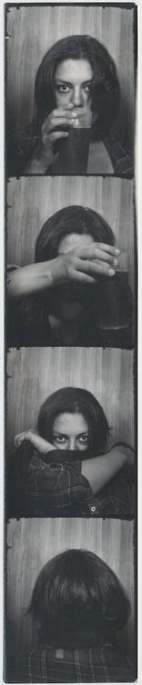 photobooths - she makes me think of the actress in GoT who plays Osha
