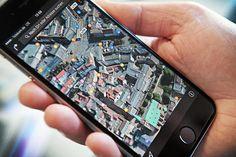 US-Konzern Apple schaltet die OWL-Metropole in seinem Kartendienst frei - auch bei Google kann man die Stadt überfliegen +++  Bielefeld in 3D erleben
