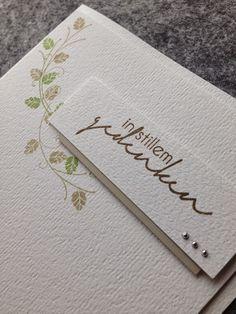 Trauerkarten (Alexandra's Stempelwelt)
