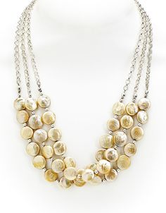 Coin pearls - June  Your 2014 jewelry horoscope - Bead Style Magazine