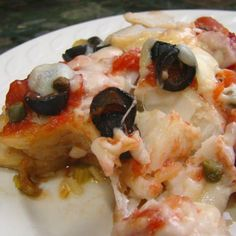 Mediterranean Fish Recipe