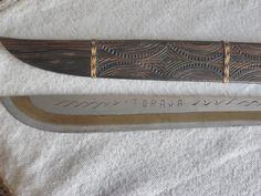 machete toraja 1