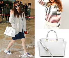 Soshified Styling SNSD: MICHAEL Michael Kors, Tommy Hilfiger Denim, Sandro, and more