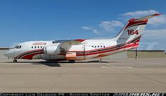 British Aerospace Avro 146-RJ85A aircraft picture