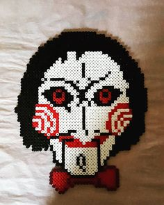 Jigsaw - Saw perler beads by kimkruljac