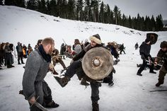 Gudbrandsdølen Dagningen - Skaffer ekte birkebeinere