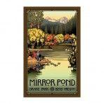 Mirror Pond Autumn