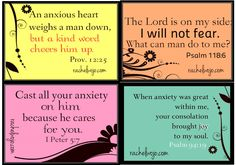 FREE Printable: 8 Scripture verse cards to fight against anxiety Verses For Cards, Scripture Cards, Bible Scriptures, Bible Quotes, Healing Scriptures, Healing Quotes, Prayer Cards, Heart Quotes, Wisdom Quotes