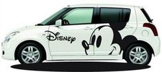 Disney car graphics